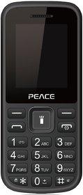 Peace P1 (Dual SIM, 1.8 Inch Display, 16 GB Expandable Storage, 850 Mah Battery)