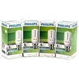 Set Of 4 Philips 8W (Genie) CFL