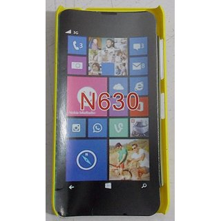 NOKIA N630 YELLOW HARD BACK COVER