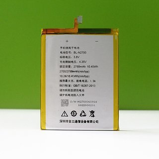 Original Gionee Elife S7 Battery BL-N2700 Non-Removable ORIGINAL Mobile Battery 2700mAh With 1 Month Warantee.
