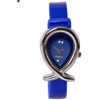 i DIVA'S  Blue designer fishi glory watch