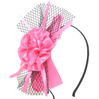 Stol'n Floral Pink Hairband