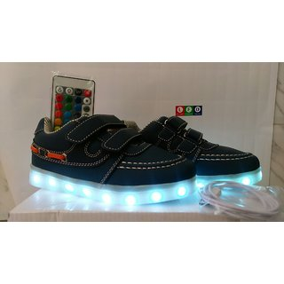 LED shoes with Remote Control