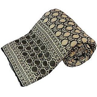 Famous Jaipuri Cotton Single Bed Razai Quilt -106