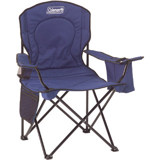 Oversize Quad Chair With Cooler - Blue