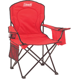 Oversize Quad Chair With Cooler - Red