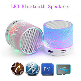 akshatstore led bluetooth speaker