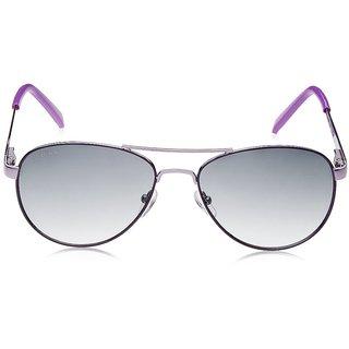 Joe Black JB-738-C1 Grey Aviator Sunglasses