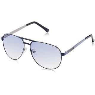 Joe Black JB-736-C5 Blue Aviator Sunglasses