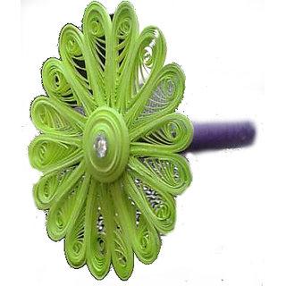 Designer Handmade Quilling Paper Hairband