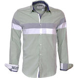 Mechanic Olive Green Shirt (HHP00083)