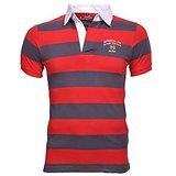 Integriti Red Blue Polo T-Shirt (HHP00185)