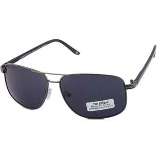 Joe Black JB-605-C2 Grey Rectangular Sunglasses