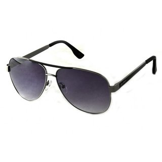 a418658e04 Buy Joe Black JB-737-C2 Grey Aviator Sunglasses Online - Get 8% Off