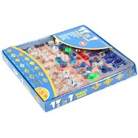 13 In 1 Family Game, Chess, Snake & Ladder And Much More