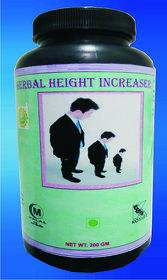 Hawaiian Herbal, Hawaii,USA - HEIGHT INCREASER POWDER - 200 gm (Buy any Healthcare Supplement  Get the Same Drops Free)