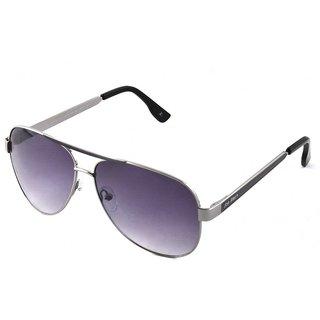 Joe Black JB-737-C4 Grey Aviator Sunglasses