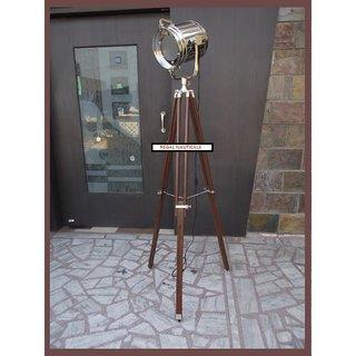 HOLLYWOOD FLOOR LAMP SPOT LAMP FLOOR SEARCHLIGHT SIGNAL LIGHT HEAVY LAMP,