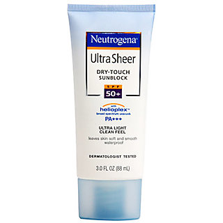 Neutrogena UltraSheer Dry Touch Sunblock - SPF 50 PA+++ (118 ml)