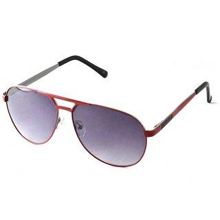 Joe Black JB-736-C1 Grey Aviator Sunglasses
