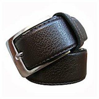 Formal Black Belts - Leather