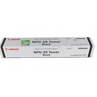 Canon NPG 59 Black Toner Cartridge iR2002N, iR2202N