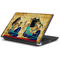 Ancient Egypt Art Laptop Skin By Artifa