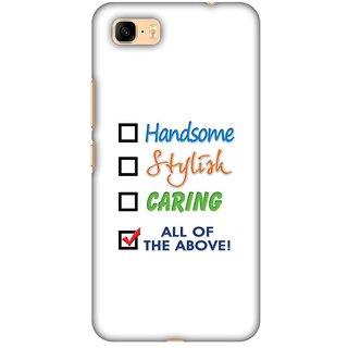 Amzer Designer Case - Handsome For Asus ZenFone 3s Max ZC521TL