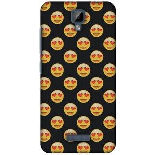 Amzer Designer Case - Emoji Love For Gionee P7