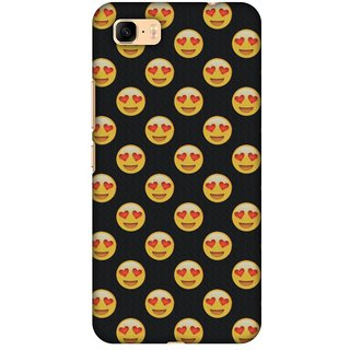 Amzer Designer Case - Emoji Love For Asus ZenFone 3s Max ZC521TL