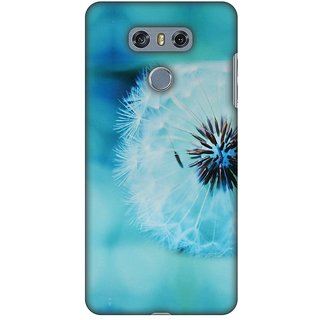Amzer Designer Case - Dandelion Close By For LG G6