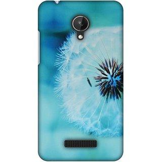 Amzer Designer Case - Dandelion Close By For Micromax Canvas Spark Q380