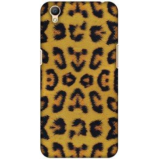 Amzer Designer Case - Wild Leopard For OPPO A37