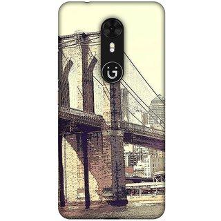 Amzer Designer Case - Bridge Link For Gionee A1