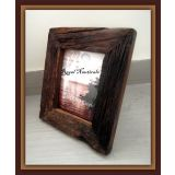 """Picture Wood Photo Frames Rustic Look Picture Photo Frame Frame Size 15""""x 13"""""""