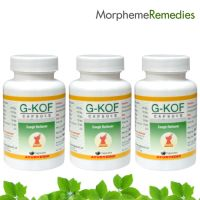 Morpheme G-Kof Supplements For Cough & Throat Care(Option 1)