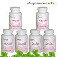 Morpheme Amla Capsules For Healthy Hair & Skin Care