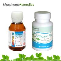 Morpheme Combo Pack For Arthritis, Joint & Back Pain(Option 1)