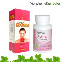 Morpheme Como Supplements For Leucorrhea & Vaginal Discharge