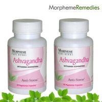 Morpheme Ashwagandha Supplements For Stress Relief & Immunity Booster(Option 1)