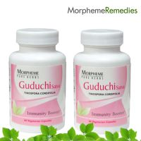 Morpheme Guduchi Satva Supplements To Boost Immune System - 500Mg Extract