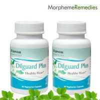 Morpheme Dilguard Plus Supplements For Heart Care - 500Mg Extract