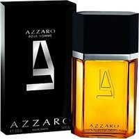 Azzaro Pour Homme Eau De Toilette - 100 Ml (For Men) MADE IN FRANCE