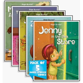 Pack of 5 Angel Story Books
