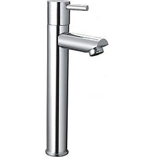 Dooa Hi-Neck Deck Mounted Basin Faucet (Long Pillar Cock) Attic