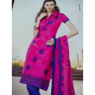 Taj Cotton Unstitched Salwars