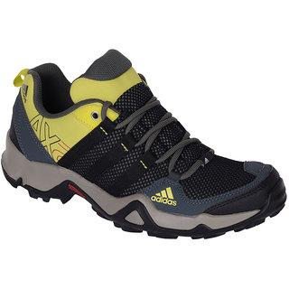 Comprar Adidas hombre negro Lace Up zapatos de los deportes online conseguir 17% de descuento