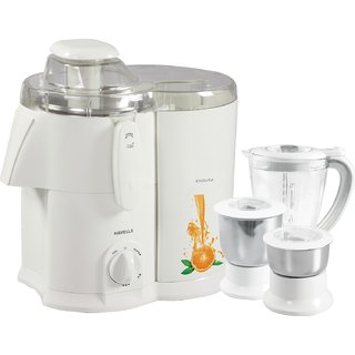 Havells Endura 3 Jar 500W Juicer Mixer Grinder