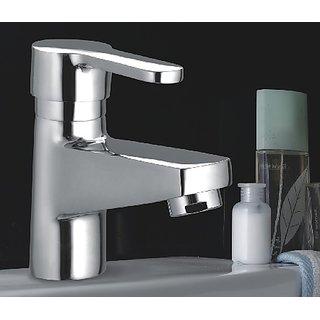 Dooa Deck Mounted Basin Faucet (Pillar Cock) (Low Neck) Polo