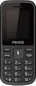 Peace P1 (Dual Sim, 1.8 Inch Display, 850 Mah Battery, Wireless FM)